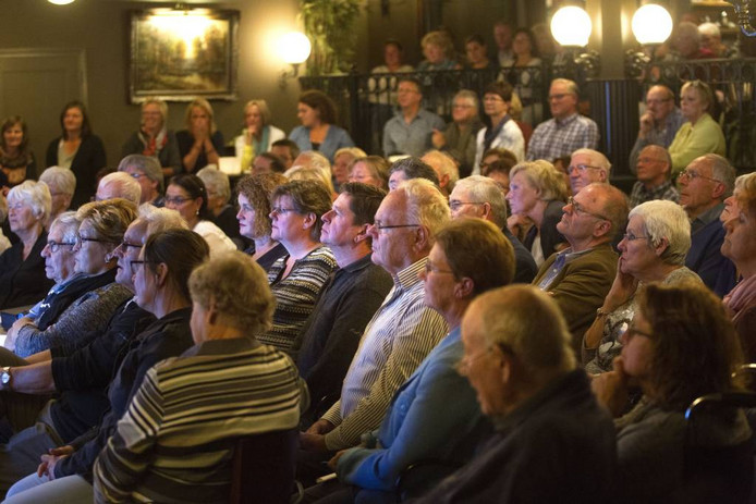 Informatiebijeenkomst GezondDorp